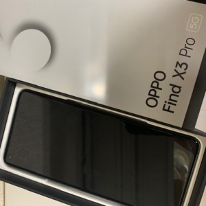 【中古美品】SIMフリー端末 OPPO Find X3 Pro