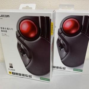 【新品未開封】8ボタン搭載 大玉トラックボール マウス 2点